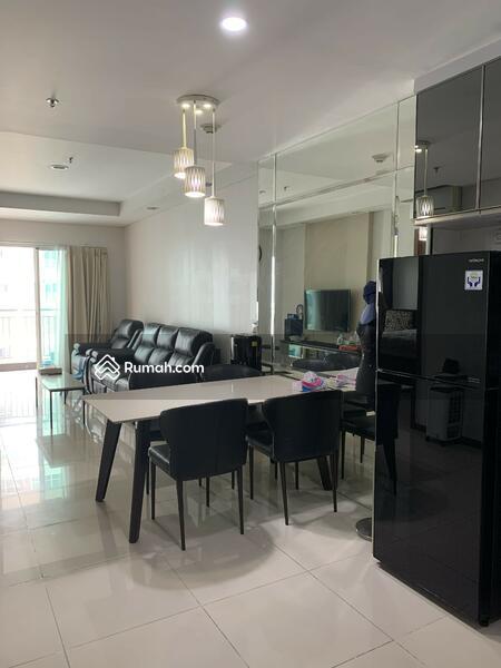 dijual furnish bagus condo greenbay 2br uk 77 #105079377