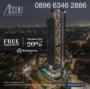 Dijual - Breeze Tower