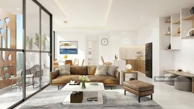 Dijual - South Quarter Residence - Tipe 2 Bedroom