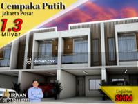 Dijual - Rumah Mewah Cempaka Putih Jakarta Pusat