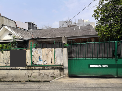 Dijual - Di Jual Cepat Rumah Empang Bahagia, Jakarta Barat