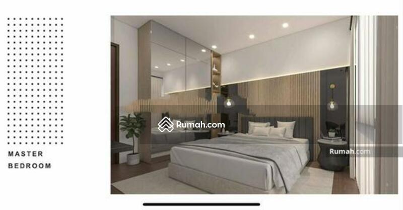 Rumah Modern Minimalis Baru Muara Karang #105177063