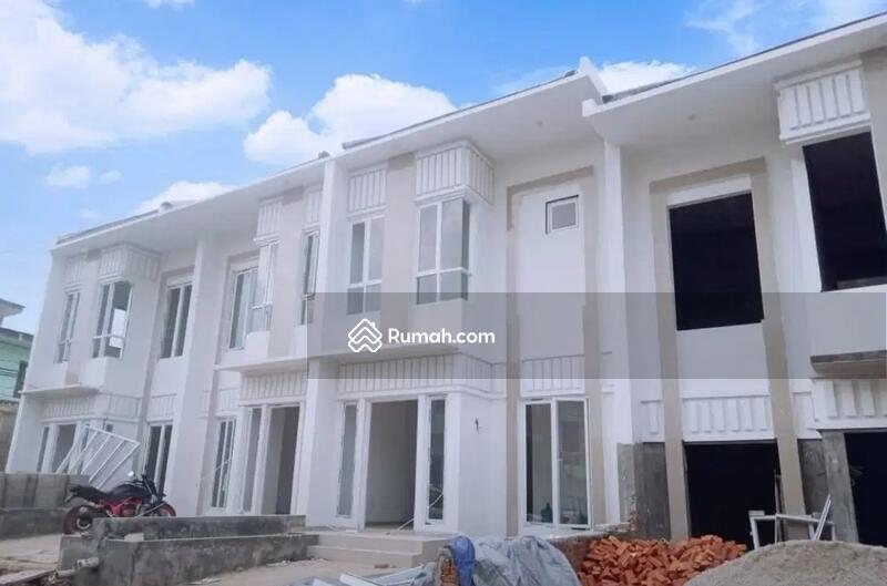 Hunian mewah dikawasan elite 2 lantai harga 1 lantai anti banjir #105179011