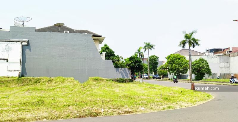 FANO- Permata Buana Tanah Kavling  Hoek dkt Puri Intercon Aries Jakarta Barat #105179521