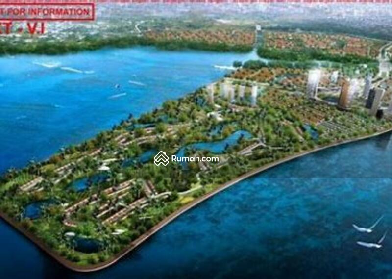 Tanah Golf Island PIK 200m masih ada free alih hak 2x #105180809