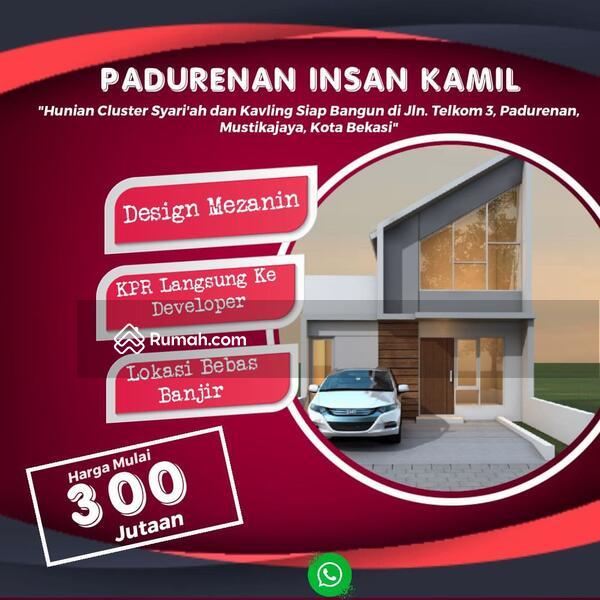 Cluster Eksklusif Modern Tipe Mezanine Hanya 300 Jtaan di Pedurenan Bekasi #105180839