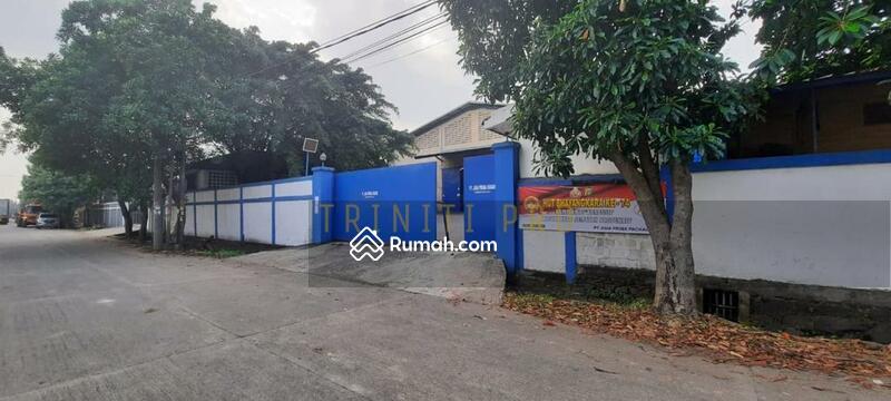 Lelang Pabrik-Sertifikat On Hand-Ex Pabrik Botol Plastik-Kawasan Industri Jatake Tangerang #105182091