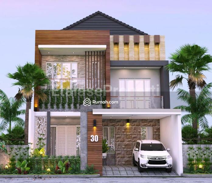 Rumah Ciamik Minimalis 2 Lantai Manyar Tirtoyoso dekat Raya Kertajaya #105182381