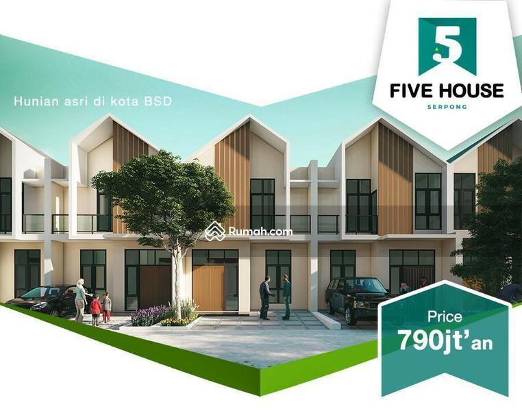 Five House Lengkong Gudang Timur Serpong #105182741