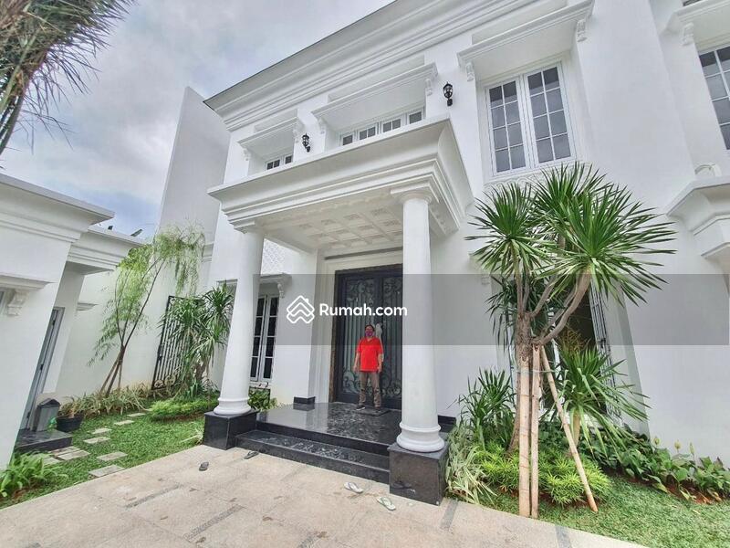 [HOUSE FOR SALE]rumah mewah dengan design classic berada di kawasan pondok indah, on progress #105185241