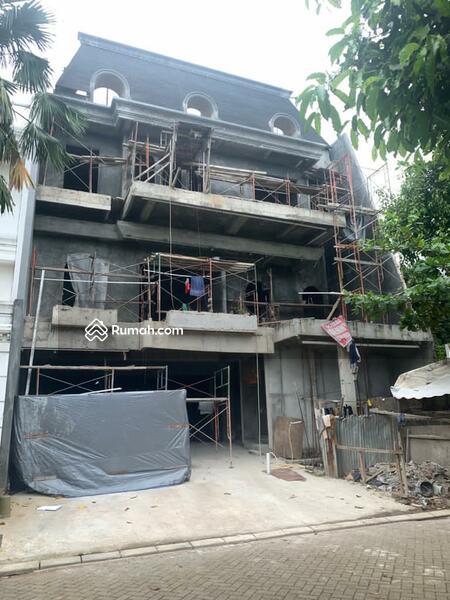 Dijual rumah brand new bangunan kontraktor mewah di pik #105184119
