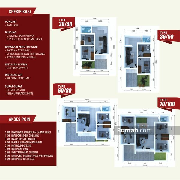 CLUSTER PILAR TANJUNGSARI - Soreang, Kab. Bandung #105184811