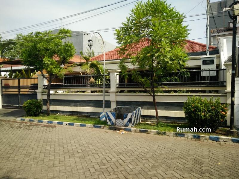 Rumah Dijual Manyar Kertoarjo Surabaya #105186505
