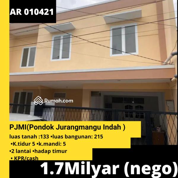 Rumah renov di Pondok Jurangmangu Indah ( PJMI) tidak banjir #105186721