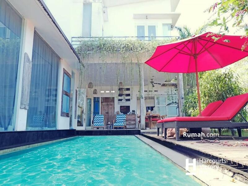 Villa dengan suasana nyaman di Ungasan, Badung #105187261