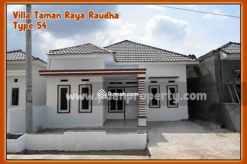 villa taman raya raudha #105187899