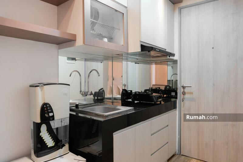 Dijual Studio & 1BR Fully Furnished Apartment Akasa Pure Living BSD By Travelio #105189263