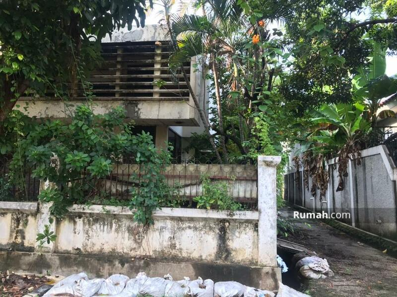 Rumah Tua Murah Hitung Tanah di Pulomas Kayu Putih #105189557