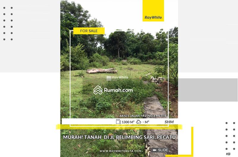 Tanah Belimbing Sari Pecatu 13 Are #105190087