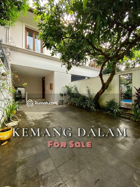 Dijual Rumah Idaman lokasi Elit Kemang Dalam. Jaksel #105190211