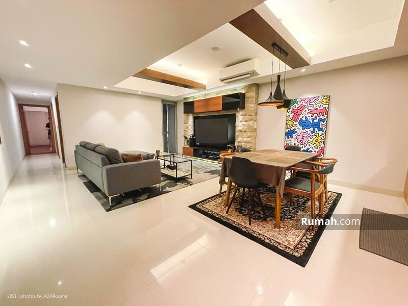 Apartemen The Mansion Jasmine Tower Capilano Lantai 7 #105193645