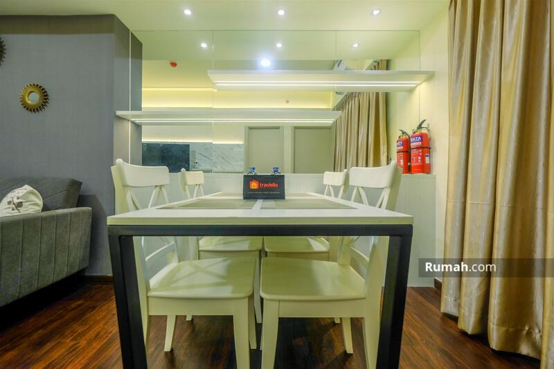 Dijual 1BR, 2BR Fully Furnished Apartment Meikarta By Travelio #105193677