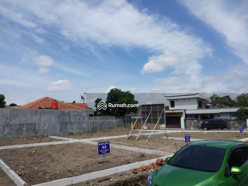 Kavling Siap Bangun Gergunung Klaten Utara Pinggir Jalan Aspal #105194027
