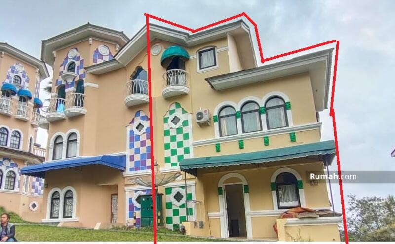 Dijual Villa di Kota Bunga #105194043