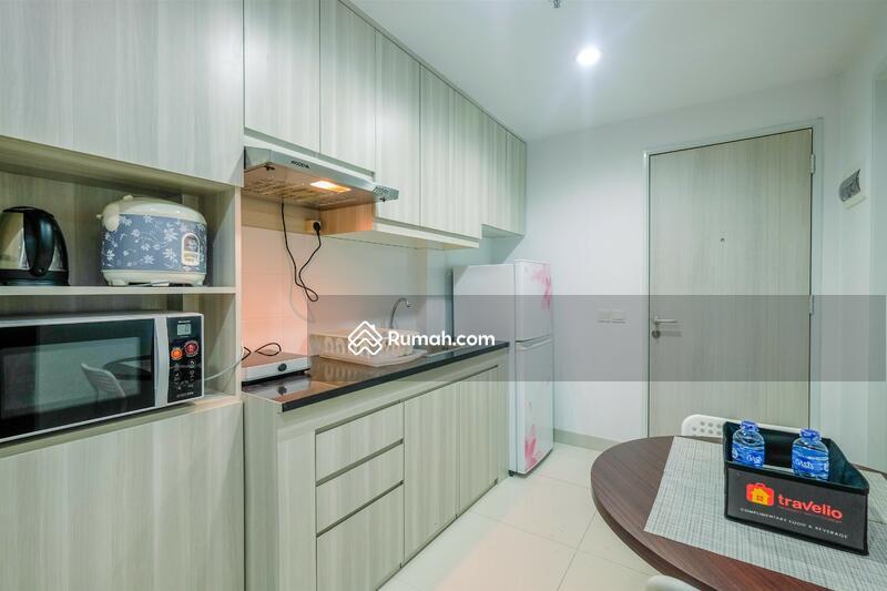 Dijual Studio Fully Furnished Apartment Azalea Suites Cikarang By Travelio #105194191