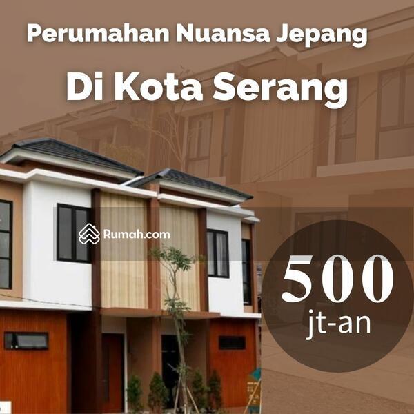 jual Rumah murah di serang banten 2 Lantai #105197331