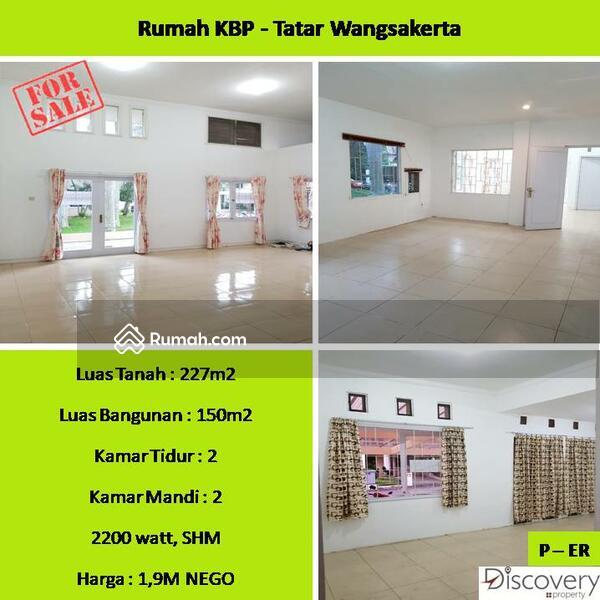 Rumah dijual #105197343