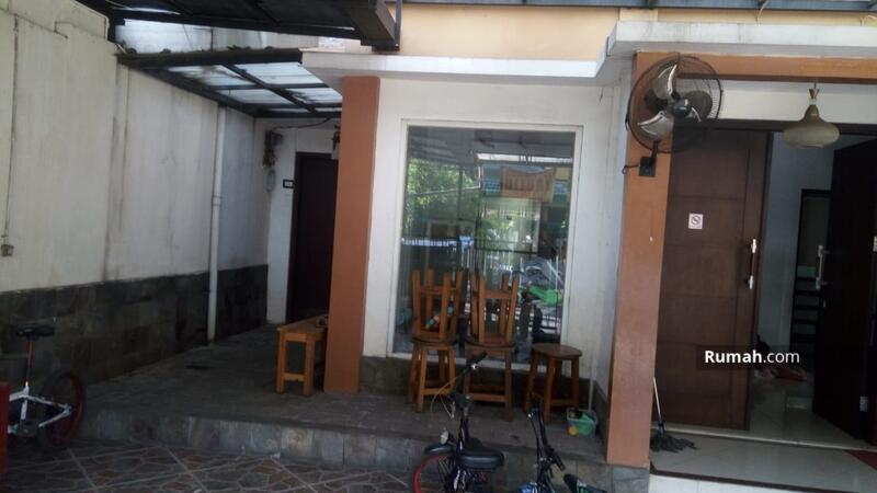 Di jual rumah kost di kelapa gading di pinggir  jalan raya #105198245