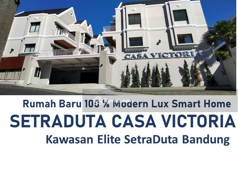 Rumah Baru 100 %  Modern Lux Smart Home   SETRADUTA HEGAR CASA VICTORIA   Elite Setra Duta  Hegar #105198935