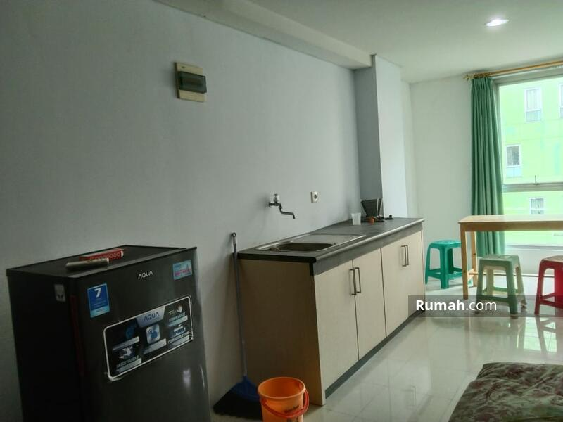 Dijual Studio Besar 35m2 Apartment The Habitat at Karawaci Paling Murah #105198971