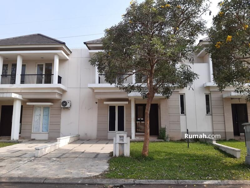 Rumah 2 Lantai Suvarna Sutera Cluster Citra 8x20 Siap Huni Jalan Lebar #105200489