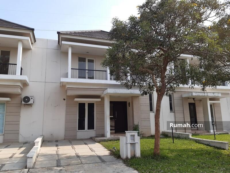 Rumah 2 Lantai Suvarna Sutera Cluster Citra 8x20 Siap Huni Jalan Lebar #105200491
