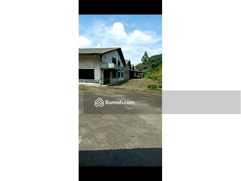 Dijual Bangunan Eks Pabrik di Bitung Lokasi Strategis #105201375