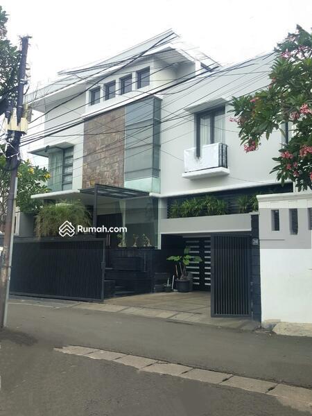 Rumah Mewah 3 Lt Strategis Luas Full Furnish Kemang Mampang Jakarta #105201713
