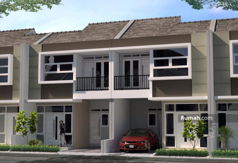 Dijual rumah baru cluster minimalis dirangkapan jaya Depok #105201831