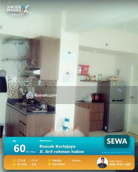 Disewakan Apartemen Puncak Kertajaya Tower B #105202257