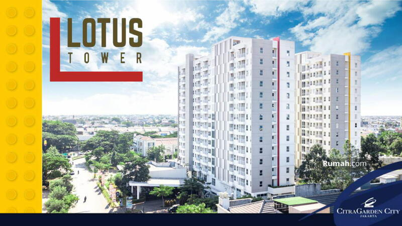Apartemen Citra Living Jakarta Barat Tanpa DP Free furnish #105202319