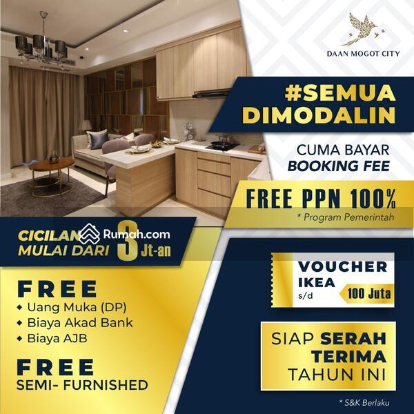 Apartemen Damoci Free DP Siap Huni Free Furnish Jakarta Barat #105202613