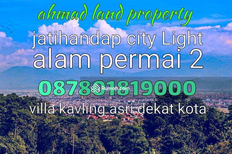 perumahan baru di cluster samha alam permai 2 residence ahmad land jatihandap #105202945