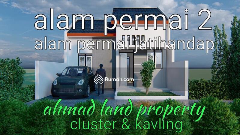 perumahan baru di cluster samha alam permai 2 residence ahmad land jatihandap #105202947