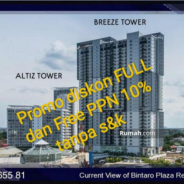 Breeze Tower - Bintaro Plaza Residences #105204021