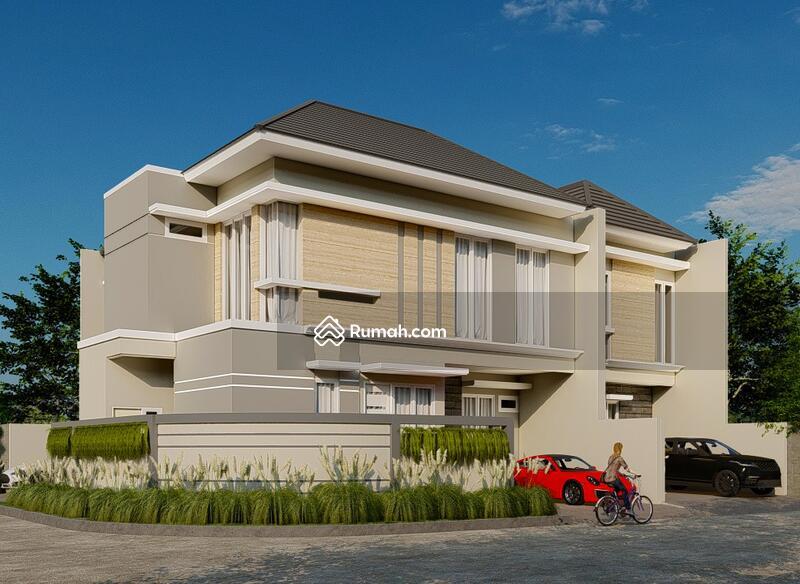 New Manyar Indah 3 Bedroom Jalan Besar Bisa Kpr #105206331