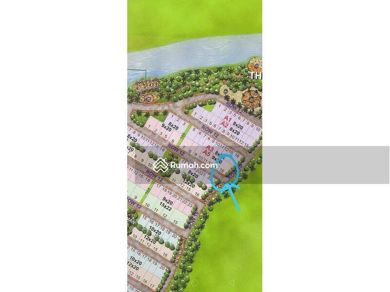Kavling Hoek Di Victoria Riverside BSD City Tangerang #105209731