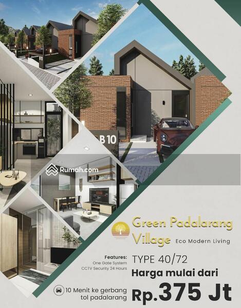 RUMAH VILLA MULAI 300 JT-AN DI PADALARANG #105211023