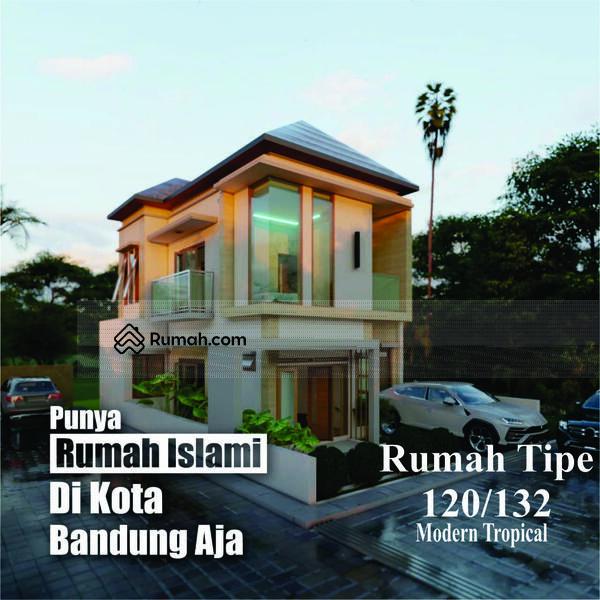 Hunian sharia islami  desain tropical dan modern minimalis, berkonsep kebun Qur'an di bandung. #105211183