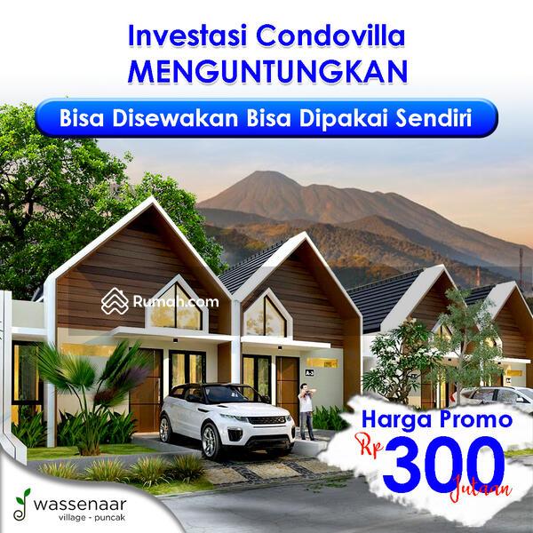 Villa Murah di Puncak Cianjur 300 jutaan SHM #105212161
